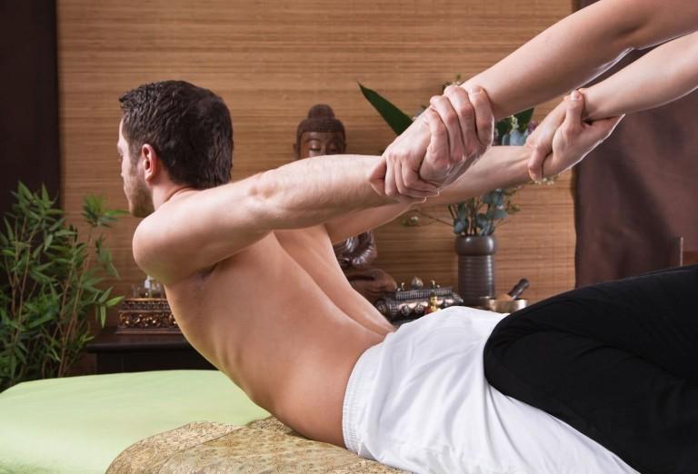фото онлайн массаж тайский